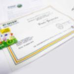 Diplomi e certificati istruttori