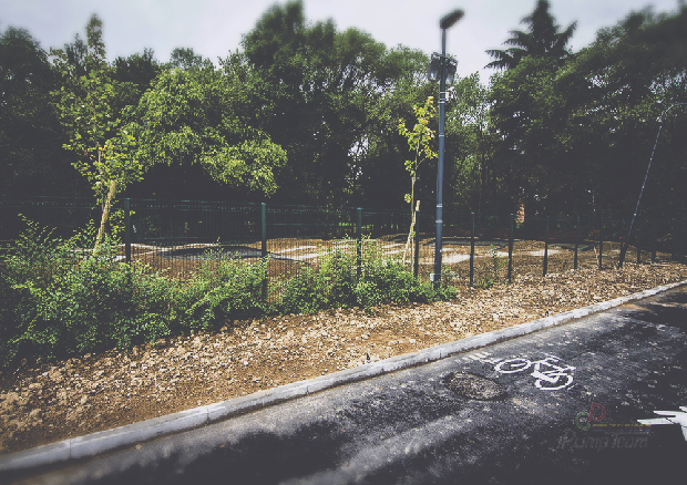 costruzione tracciati mountain-bike